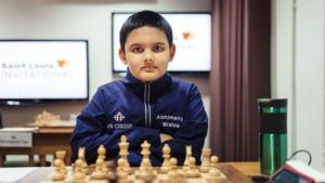 12-Year-old Indian-Origin Abhimanyu Mishra Becomes Youngest Grand Master in Chess History